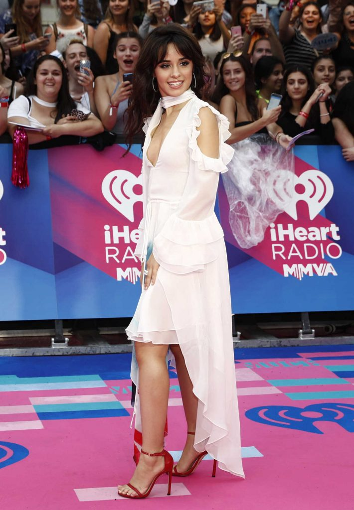 Camila Cabello Arrives at the iHeartRadio MuchMusic Video Awards in Toronto 06/18/2017-1