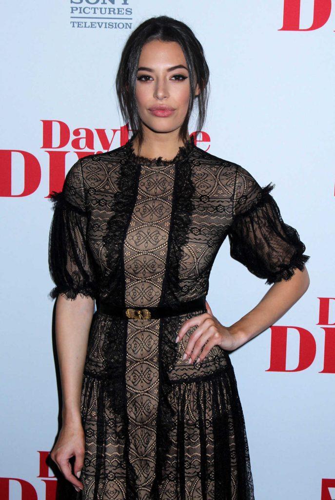 Chloe Bridges at the Daytime Divas Premiere Event in New York City 06/01/2017-3
