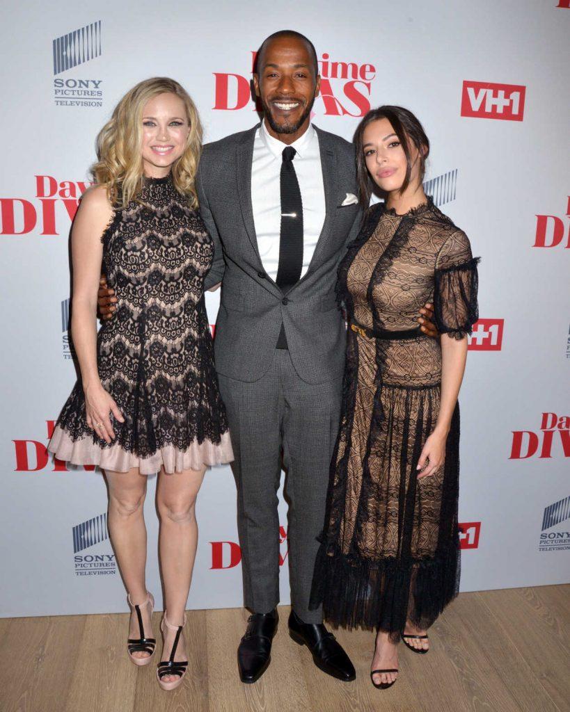 Chloe Bridges at the Daytime Divas Premiere Event in New York City 06/01/2017-5