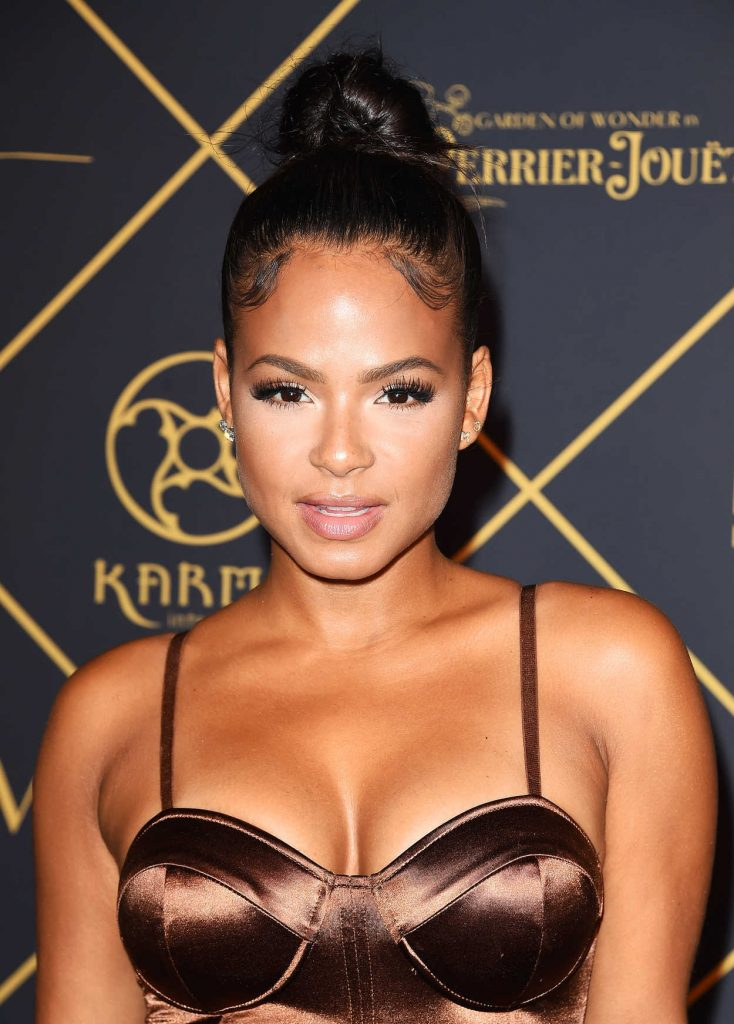 Christina Milian Arrives to The Maxim Hot 100 Event in Hollywood 06/24/2017-5