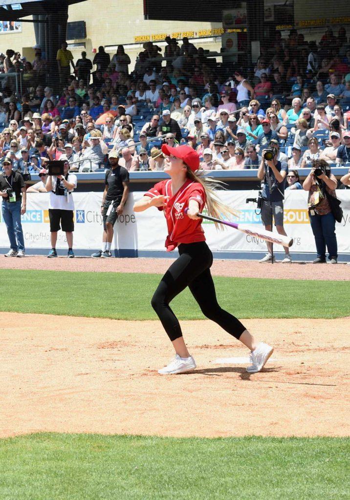 City of Hope Celebrity Softball Game in Nashville, TN ...