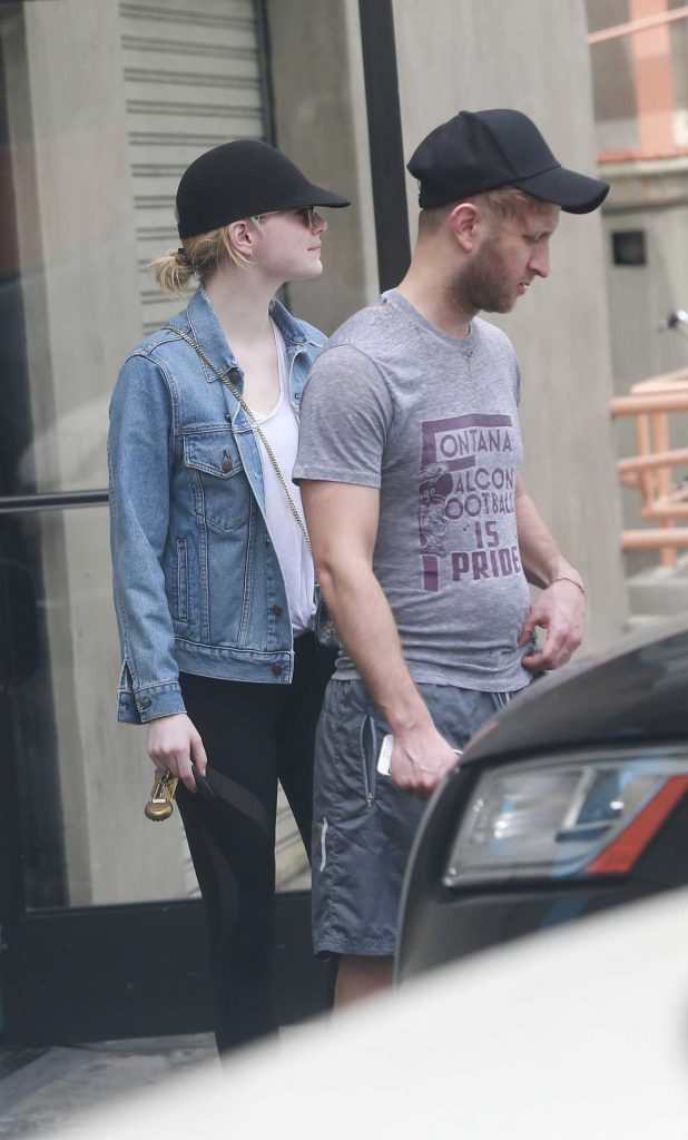 Emma Stone Was Seen Out in Los Angeles 06/10/2017-4