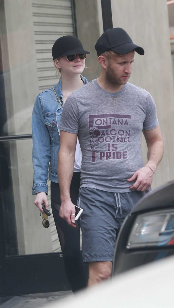 Emma Stone Was Seen Out in Los Angeles 06/10/2017-5