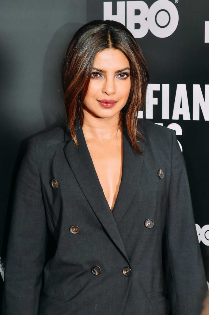 Priyanka Chopra at The Defiant Ones TV Show Premiere in New York 06/27/2017-1
