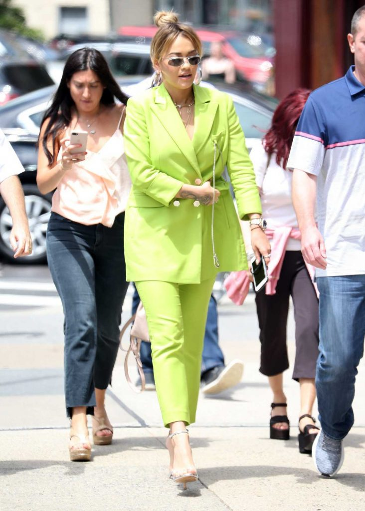Rita Ora Was Seen Out in New York City 06/18/2017-3