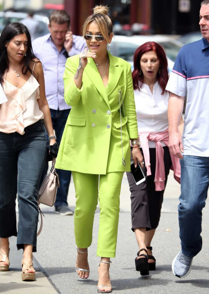 Rita Ora Was Seen Out in New York City 06/18/2017-4