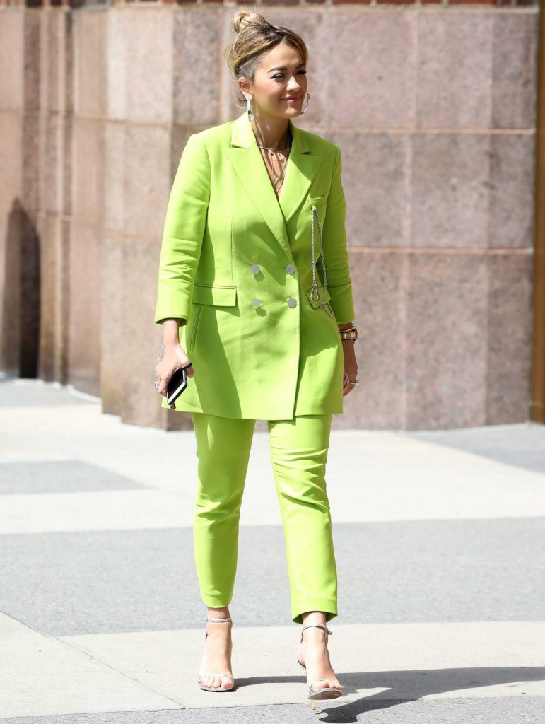 Rita Ora Was Seen Out in New York City 06/18/2017-5