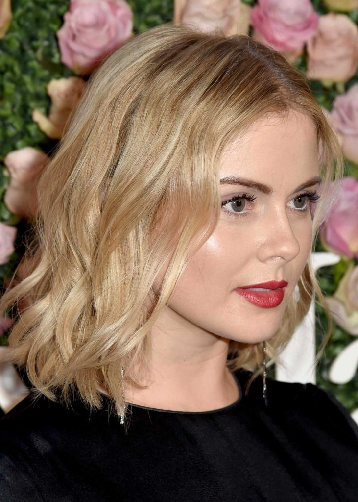 Rose McIver at the 2017 Women in Film Max Mara Face of the Future Awards in Los Angeles 06/12/2017-3