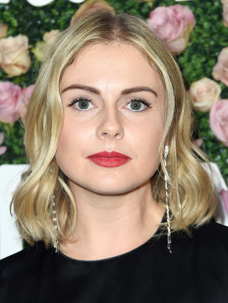 Rose McIver at the 2017 Women in Film Max Mara Face of the Future Awards in Los Angeles 06/12/2017-4