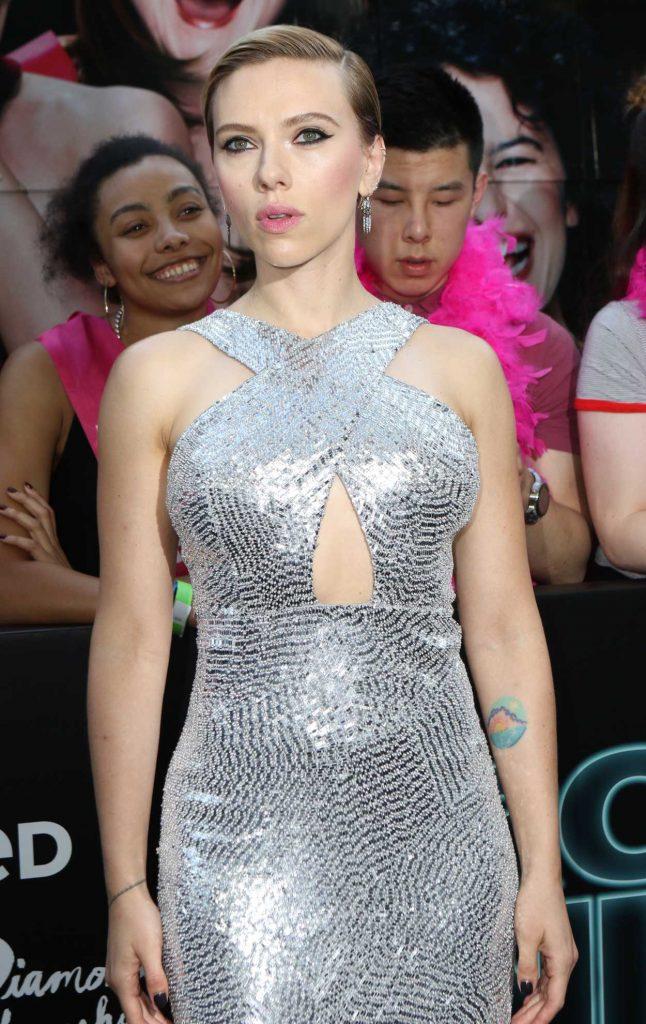 Scarlett Johansson at the Rough Night Premiere in New York City 06/12/2017-5