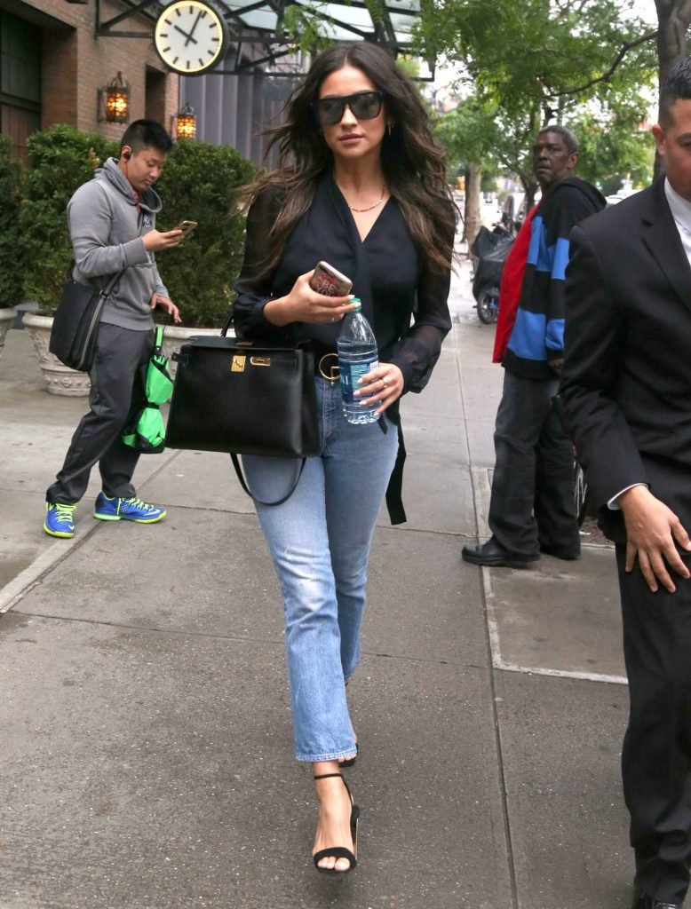 Shay Mitchell Was Seen Out in NYC 06/06/2017-1