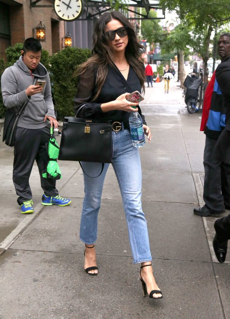 Shay Mitchell Was Seen Out in NYC 06/06/2017-4