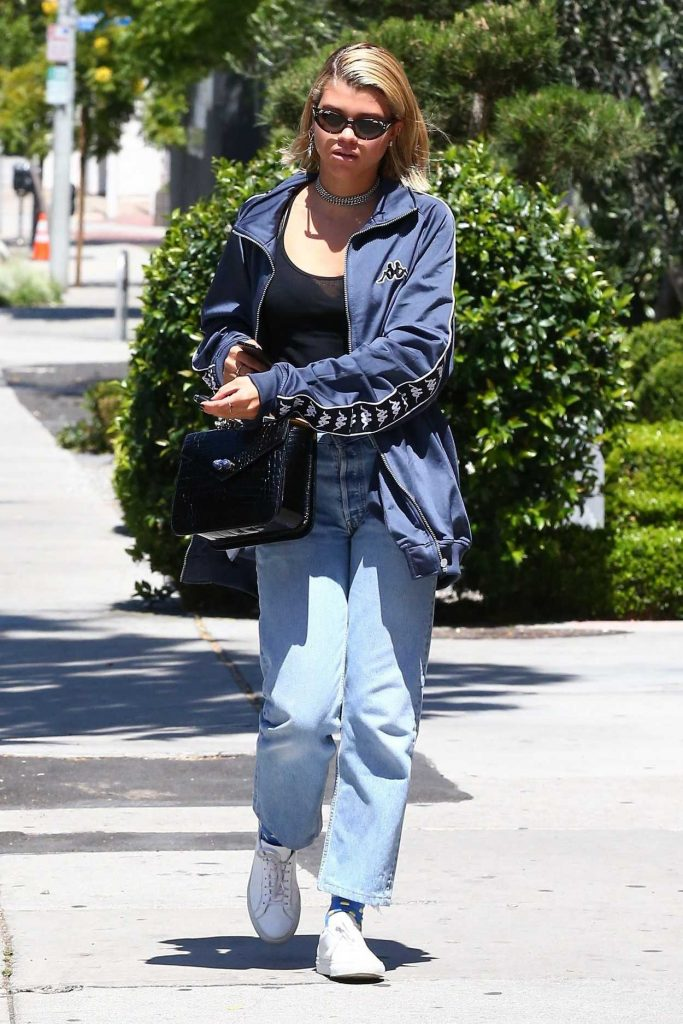 Sofia Richie Was Seen Out in West Hollywood 06/13/2017-1