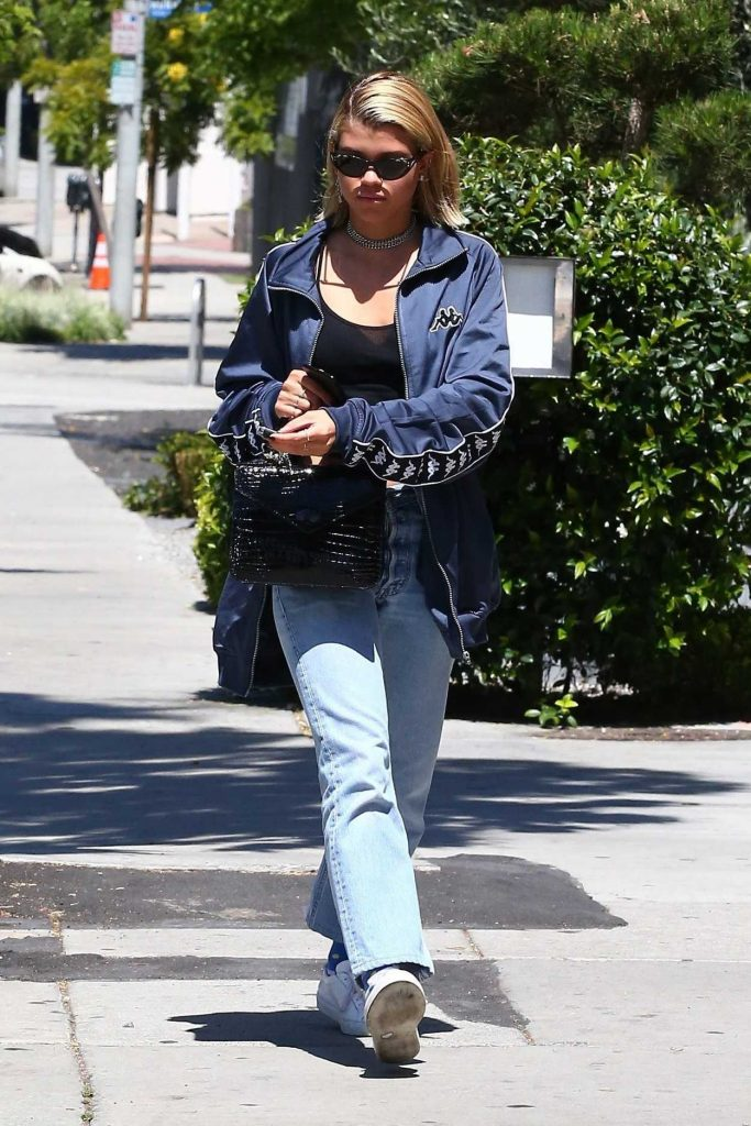 Sofia Richie Was Seen Out in West Hollywood 06/13/2017-2