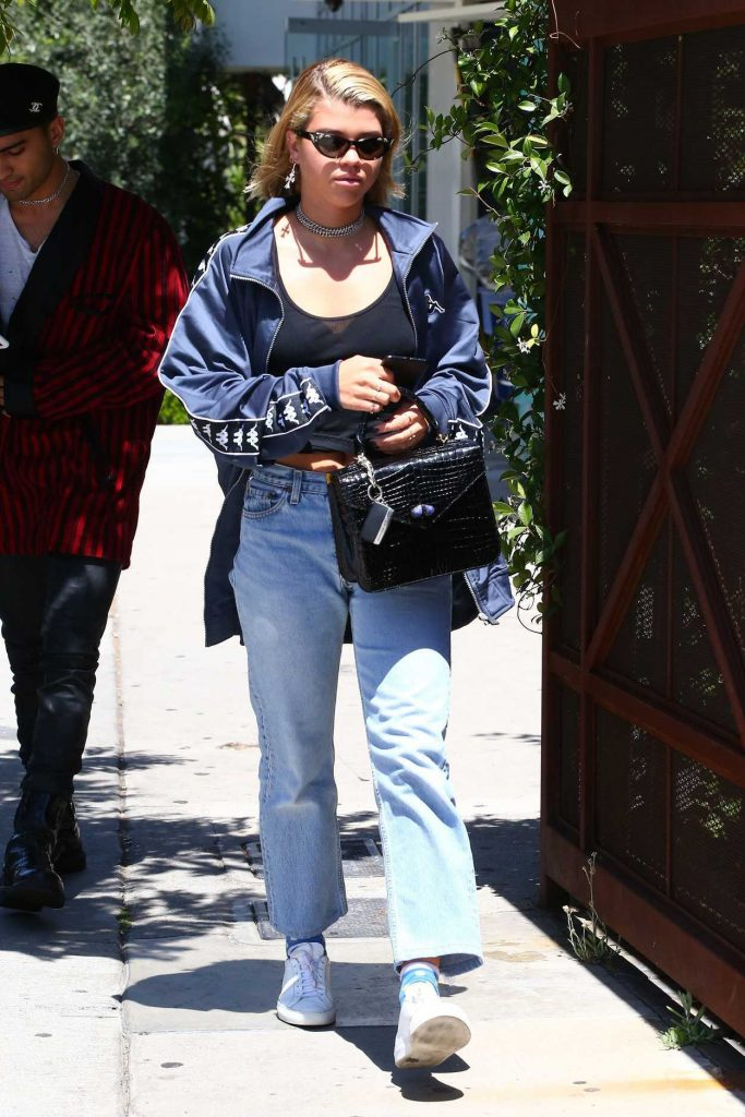 Sofia Richie Was Seen Out in West Hollywood 06/13/2017-3