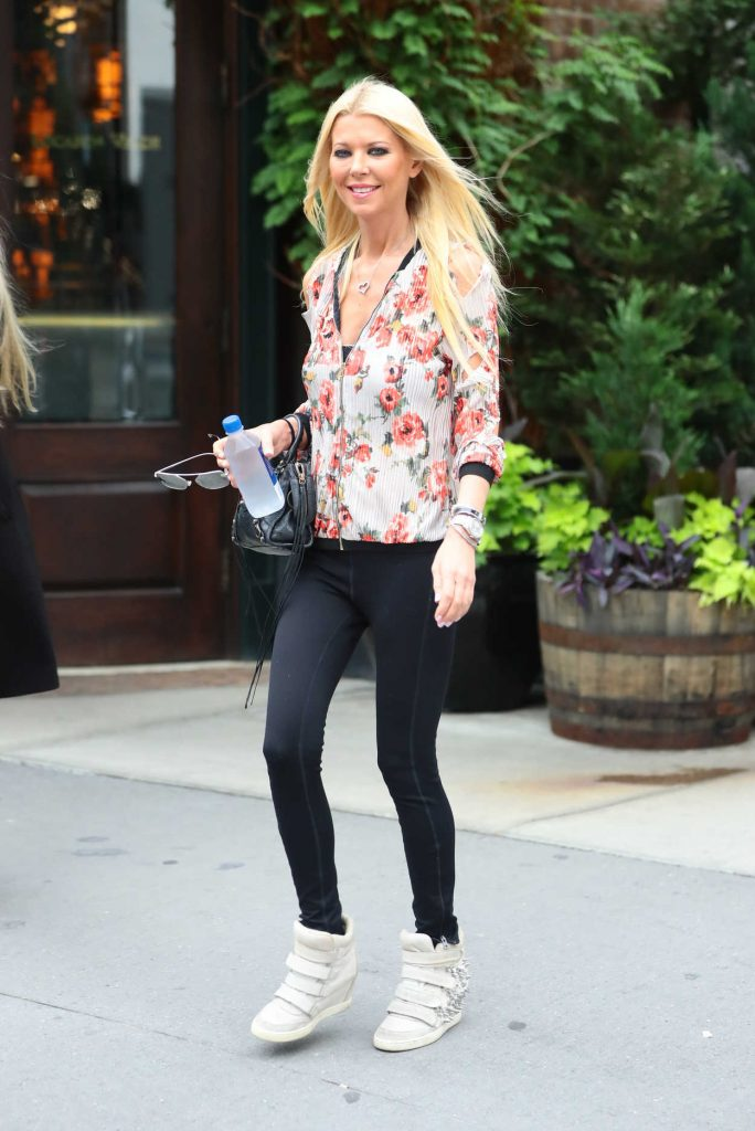 Tara Reid Was Seen Out in Tribeca, New York 06/05/2017-1