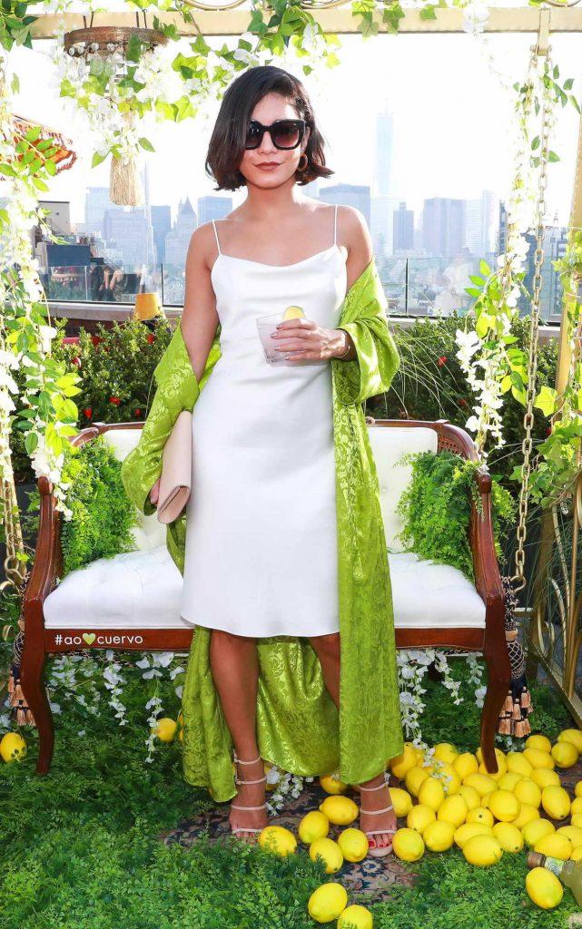 Vanessa Hudgens at Alice + Olivia Jose Cuervo Launch in New York 06/22/2017-3