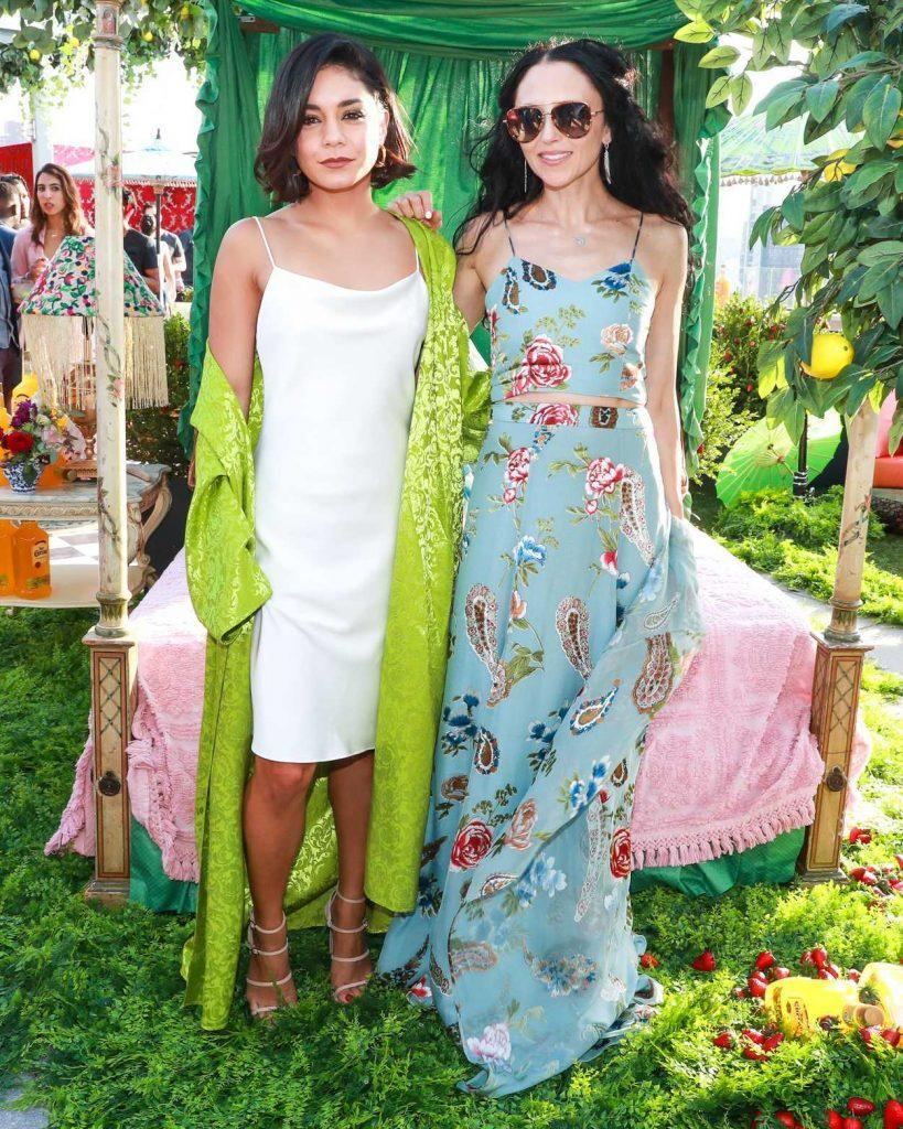 Vanessa Hudgens at Alice + Olivia Jose Cuervo Launch in New York 06/22/2017-5