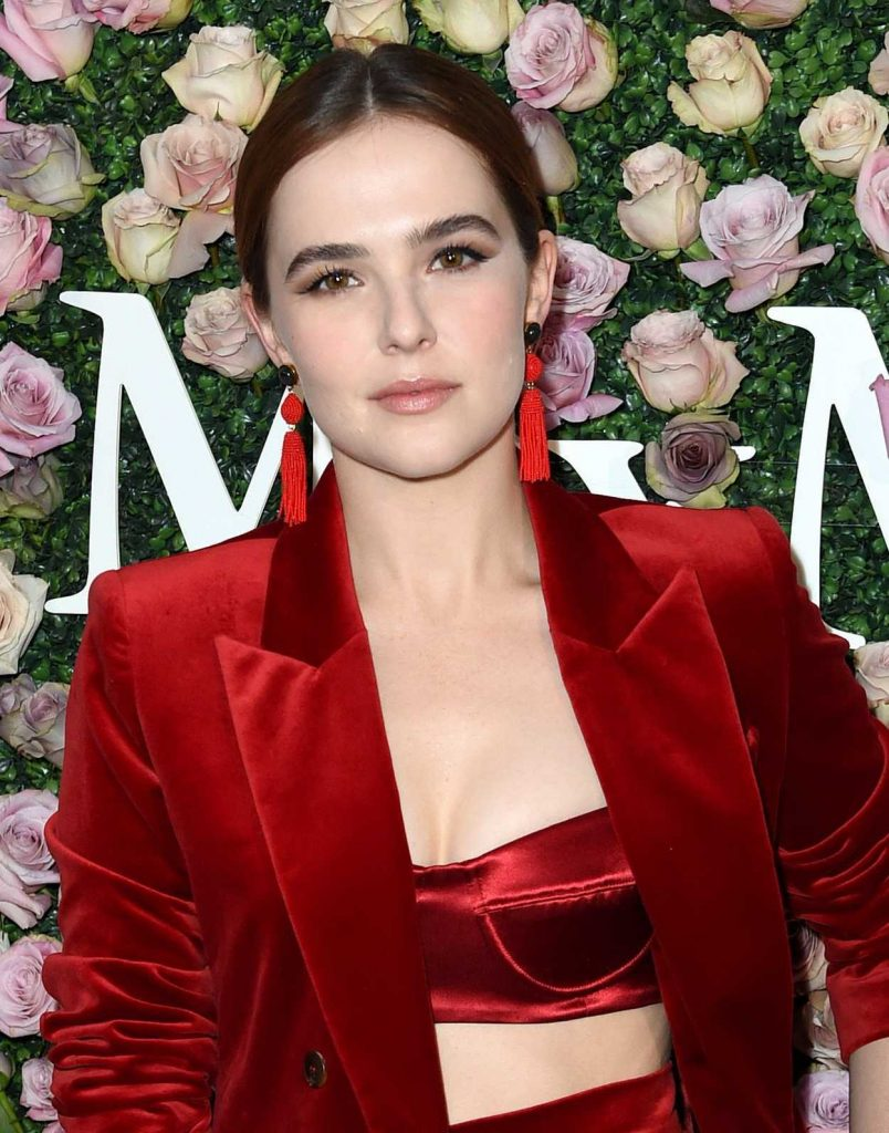 Zoey Deutch at the 2017 Women in Film Max Mara Face of the Future Awards in Los Angeles 06/12/2017-4