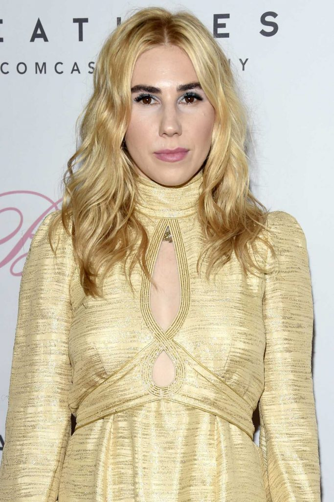 Zosia Mamet at The Beguiled Premiere in New York 06/22/2017-5