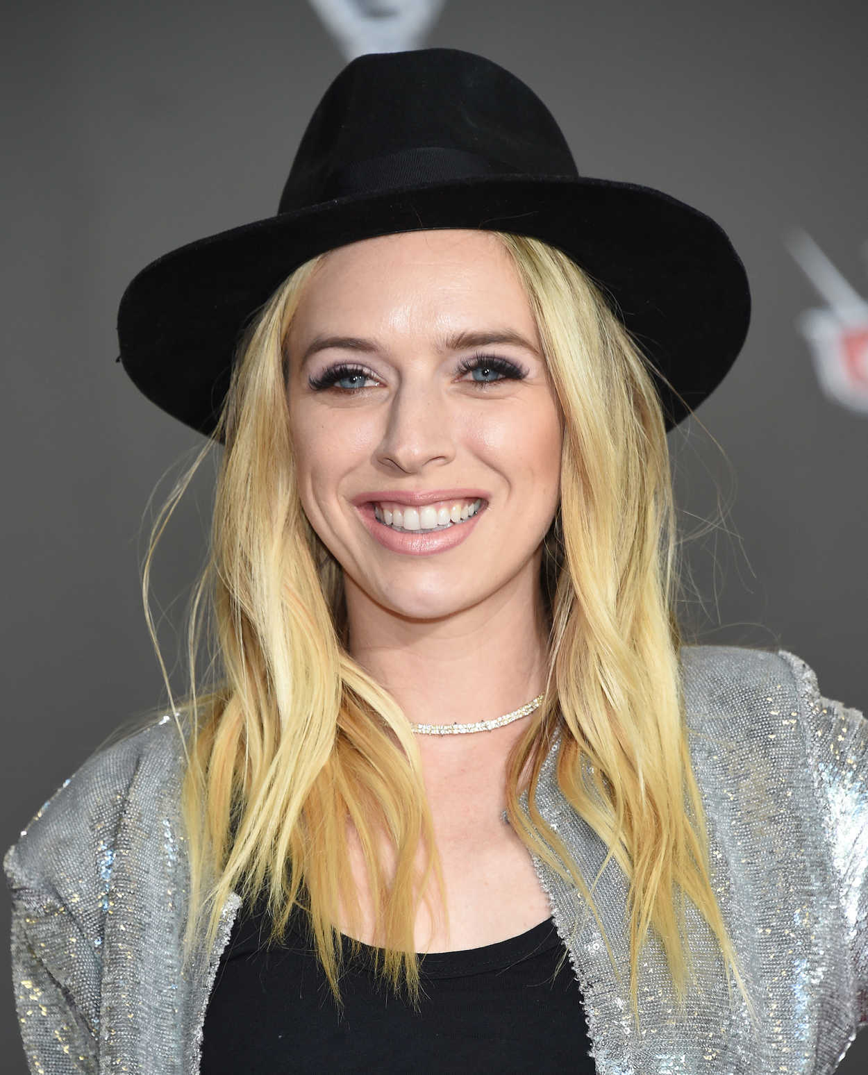 ZZ Ward at the Cars 3 Premiere at Anaheim Convention ...