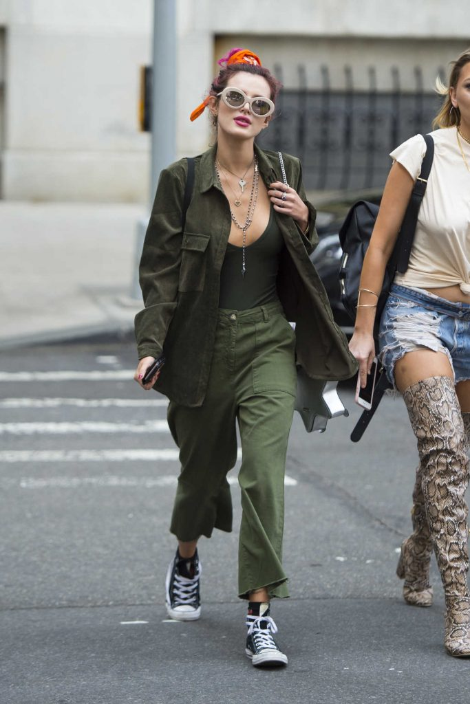 Bella Thorne Was Seen Out in NYC 07/08/2017-2