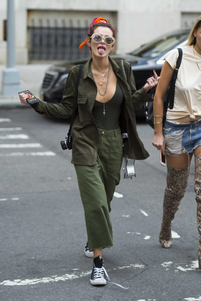 Bella Thorne Was Seen Out in NYC 07/08/2017-3