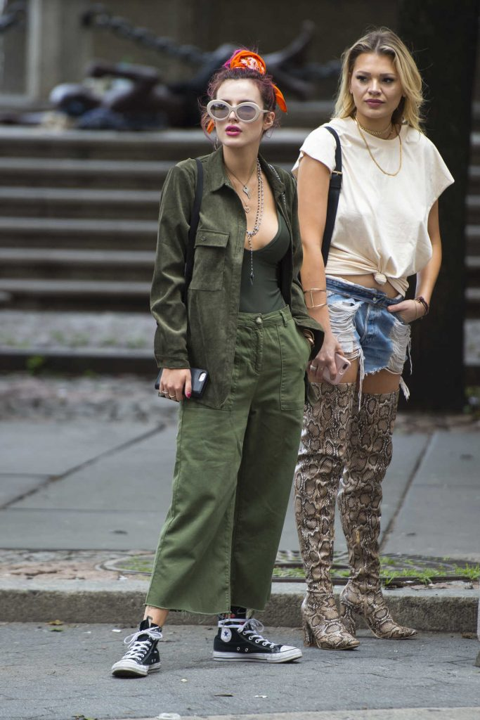 Bella Thorne Was Seen Out in NYC 07/08/2017-4