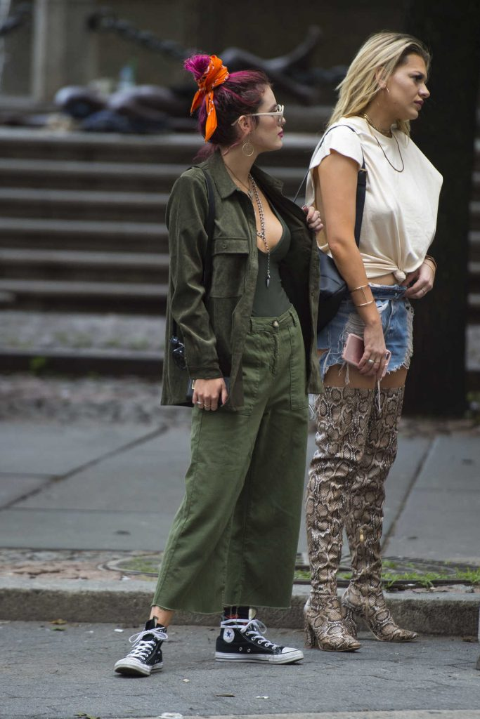 Bella Thorne Was Seen Out in NYC 07/08/2017-5
