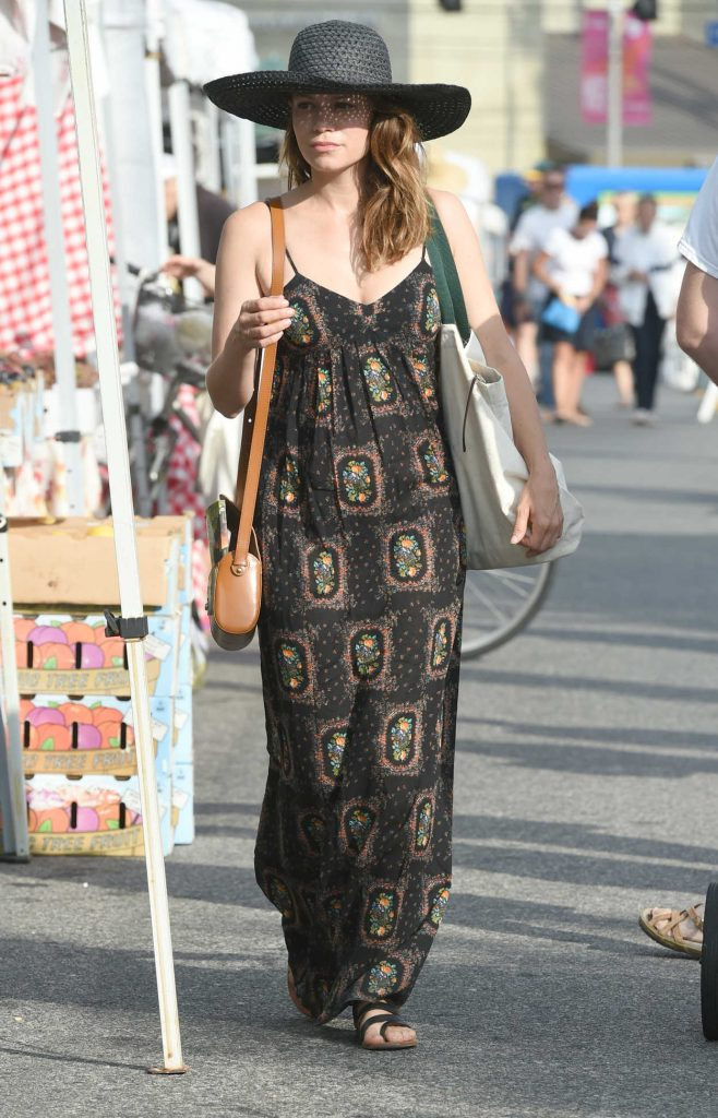 Bethany Joy Lenz Goes Shopping at the Farmers Market in Los Angeles 07/09/2017-1