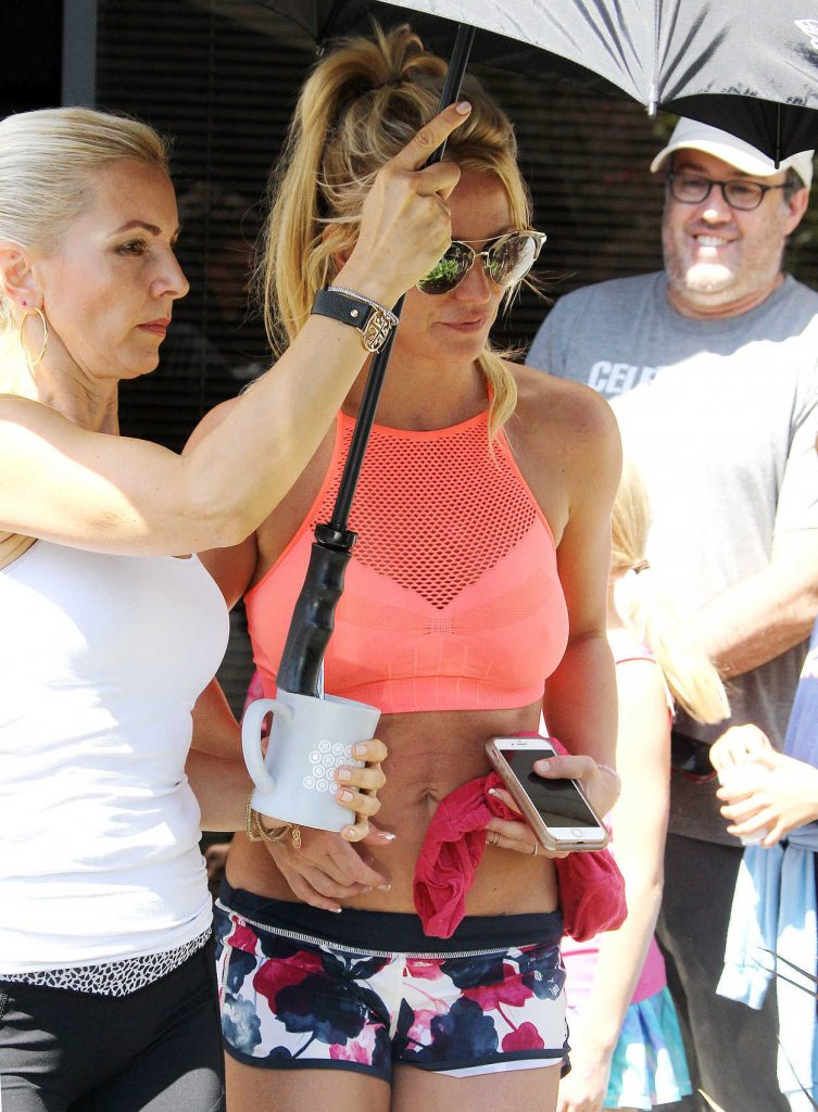 Britney Spears Was Seen Out in Los Angeles 07/08/2017-3