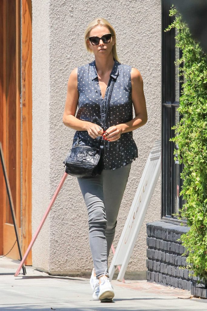 Charlize Theron Was Seen Out in Los Angeles 07/13/2017-1