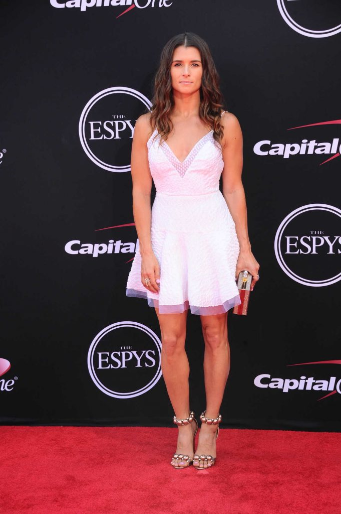 Danica Patrick at the 2017 ESPY Awards in Los Angeles 07/12/2017-4