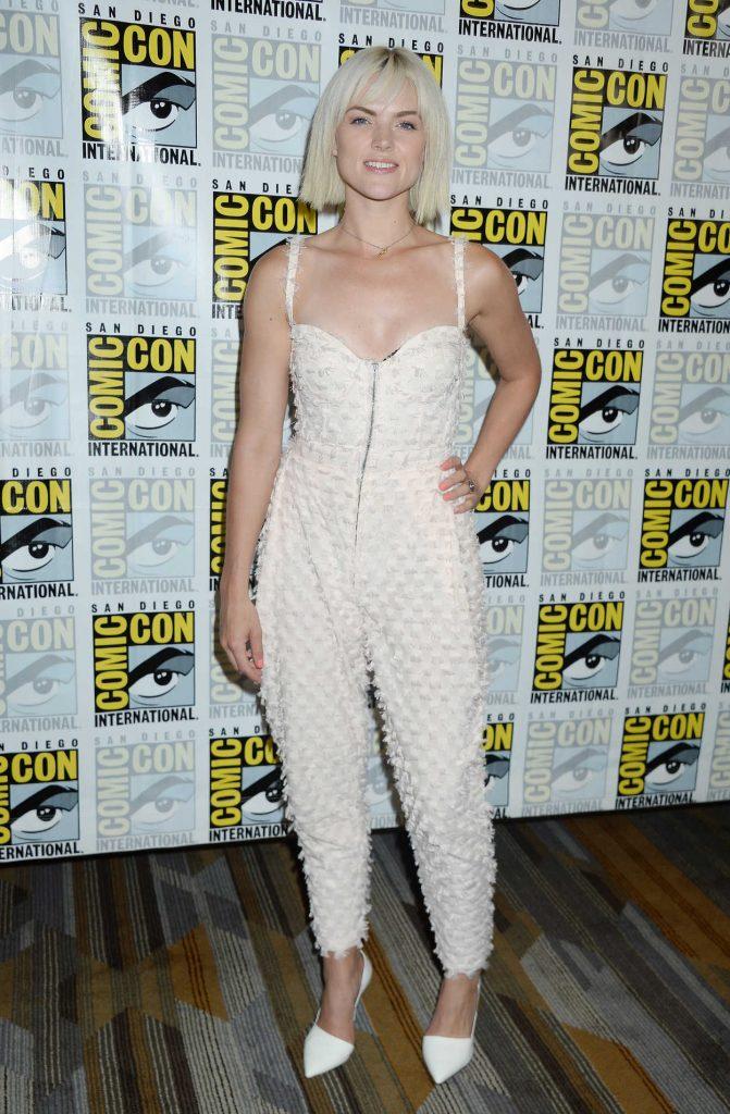 Erin Richards at Gotham Press Line During the San Diego Comic-Con International 07/22/2017-1