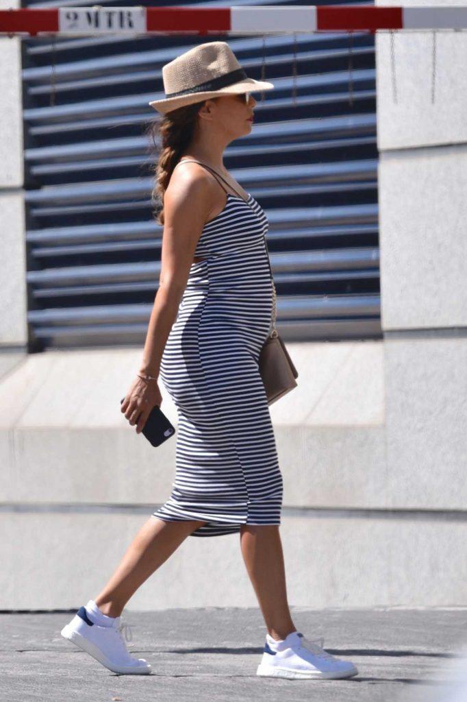 Eva Longoria Goes Shopping in Puerto Banus 07/19/2017-3
