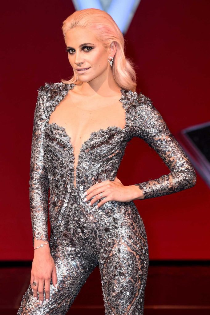 Pixie Lott at The Voice Kids Final Photocall in London 07/13/2017-4