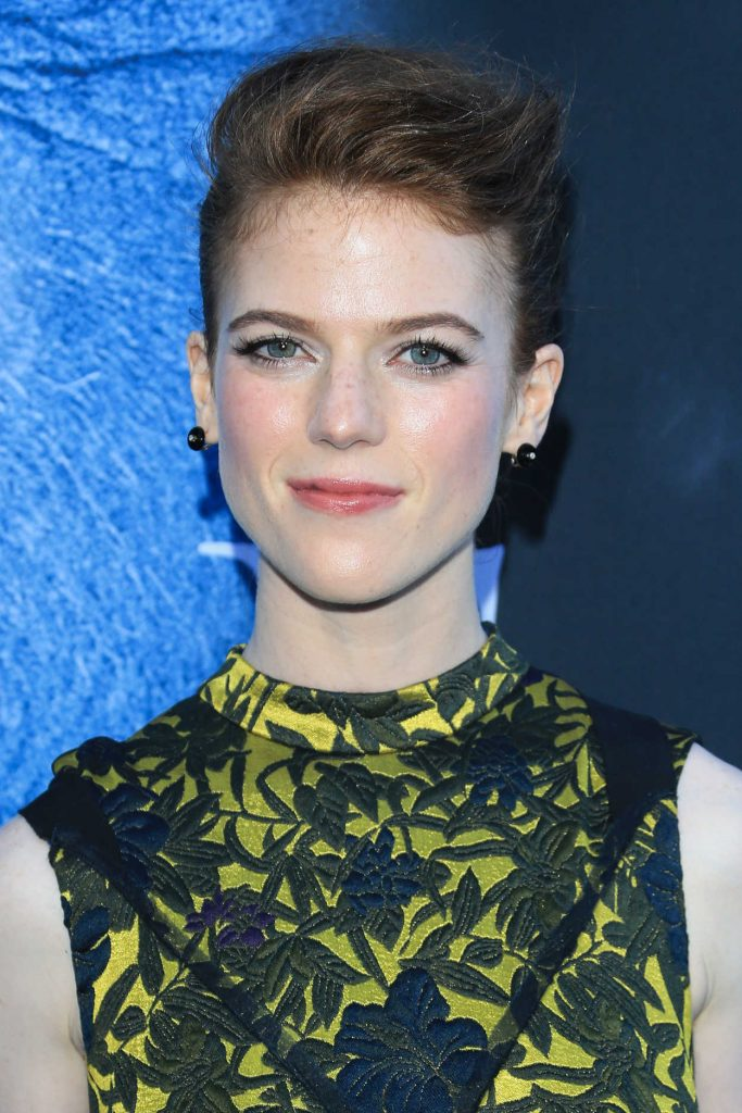 Rose Leslie at the Game of Thrones Season 7 Premiere in Los Angeles 07/12/2017-5