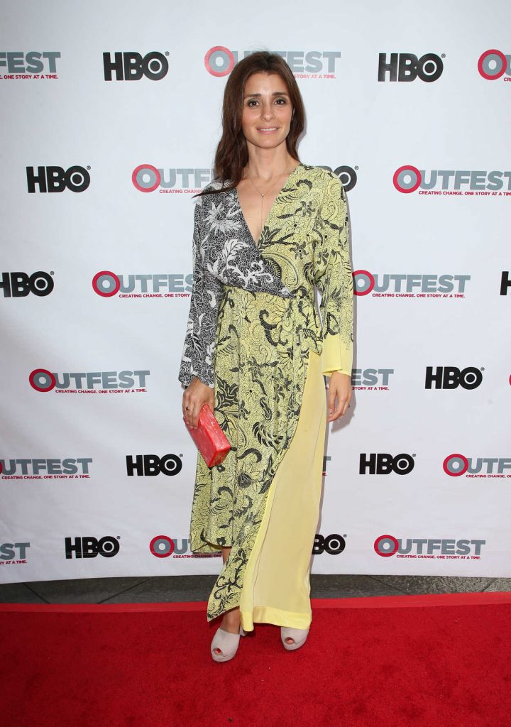 Shiri Appleby at the Strangers Screening During Outfest Los Angeles LGBT Film Festival 07/15/2017-1