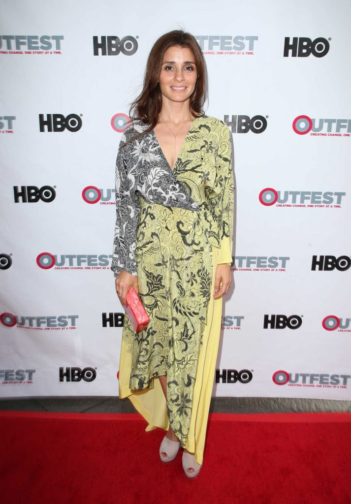 Shiri Appleby at the Strangers Screening During Outfest Los Angeles LGBT Film Festival 07/15/2017-2