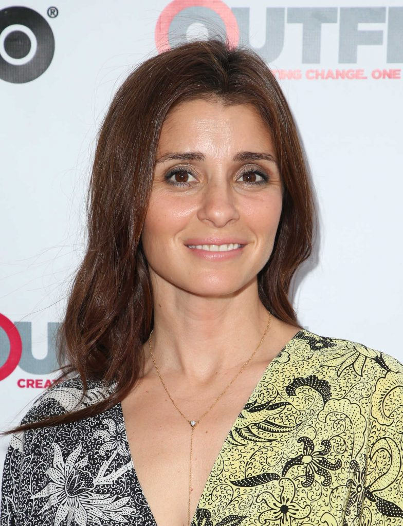 Shiri Appleby at the Strangers Screening During Outfest Los Angeles LGBT Film Festival 07/15/2017-5