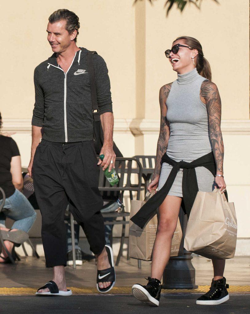 Sophia Thomalla Goes Shopping in Los Angeles 07/10/2017-4