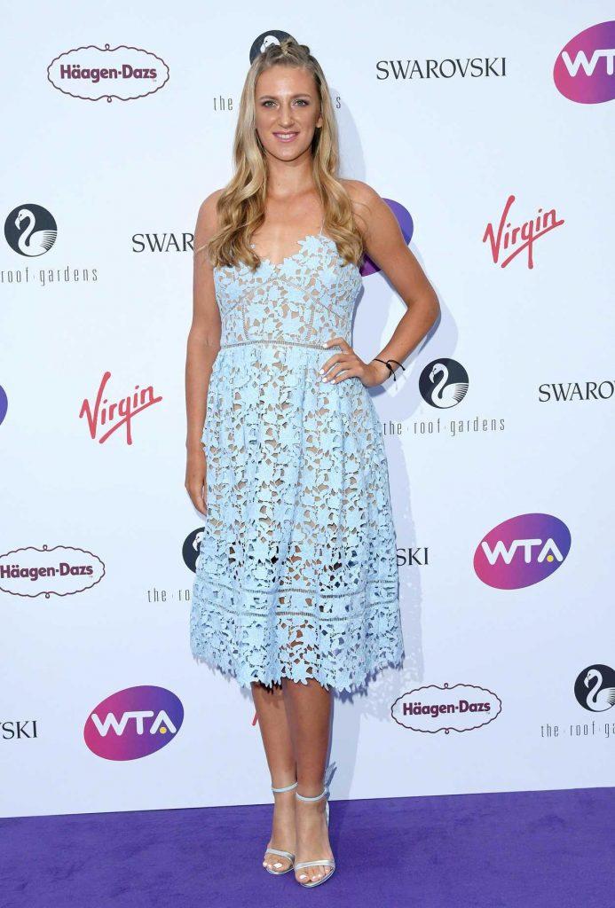 Victoria Azarenka at the WTA Pre-Wimbledon Party in London 06/29/2017-1