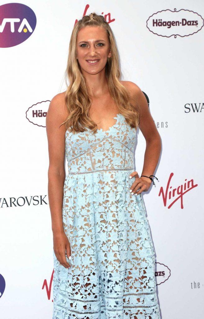 Victoria Azarenka at the WTA Pre-Wimbledon Party in London 06/29/2017-4