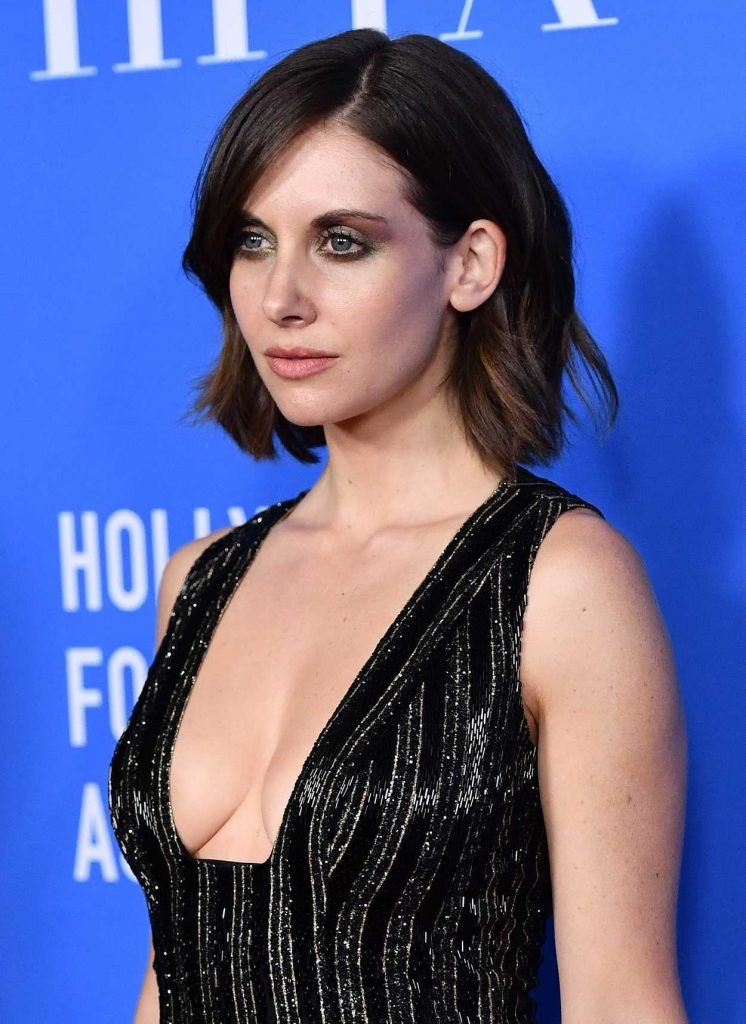 Alison Brie at Hollywood Foreign Press Association's Grants Banquet in Beverly Hills 08/02/2017-5