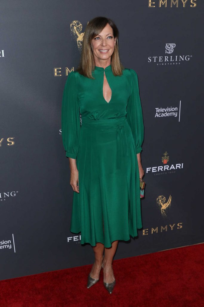 Allison Janney at the Television Academy's Performers Peer Group Celebration in Beverly Hills 08/22/2017-1