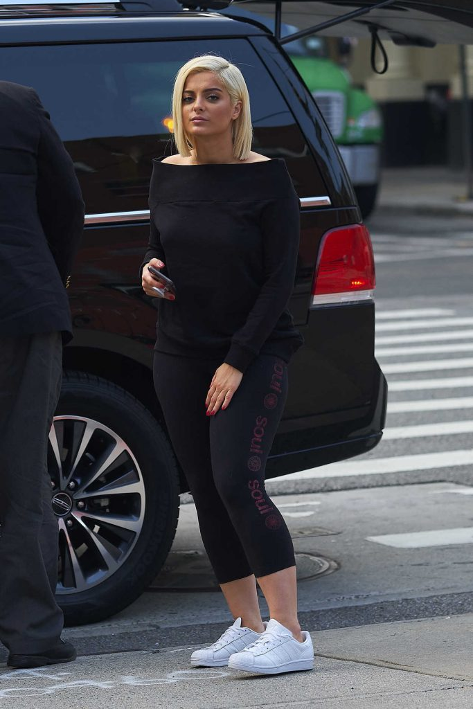Bebe Rexha Was Seen Out in New York City 08/10/2017-3