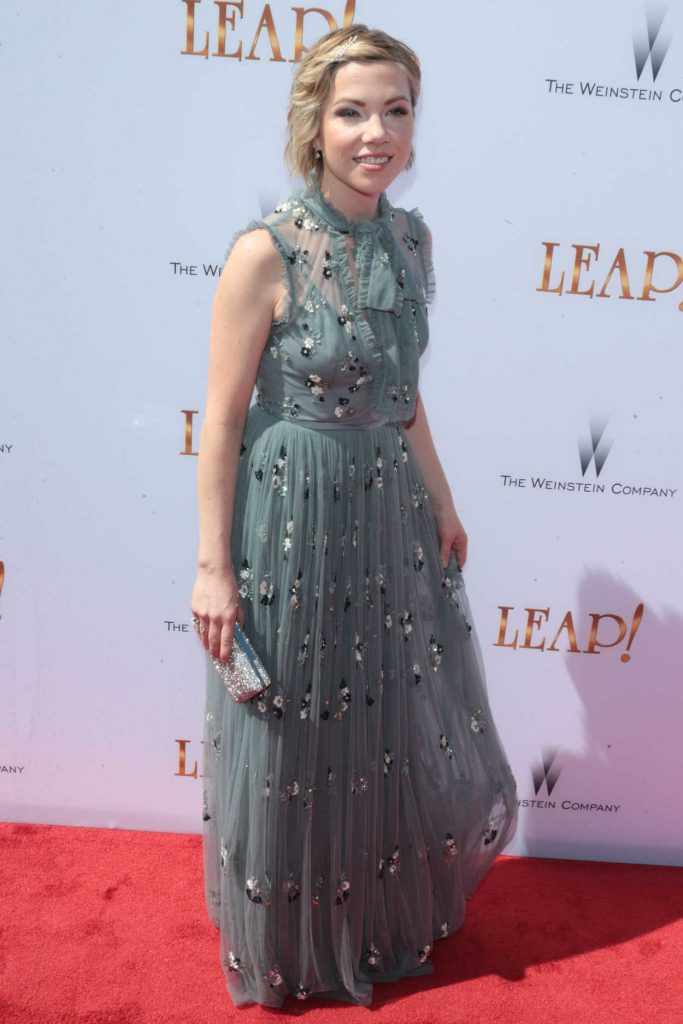 Carly Rae Jepsen at Leap! Premiere in Los Angeles 08/19/2017-3