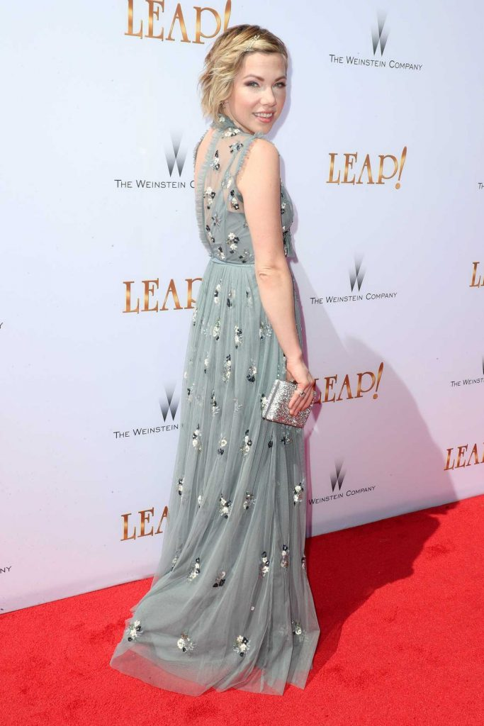 Carly Rae Jepsen at Leap! Premiere in Los Angeles 08/19/2017-4