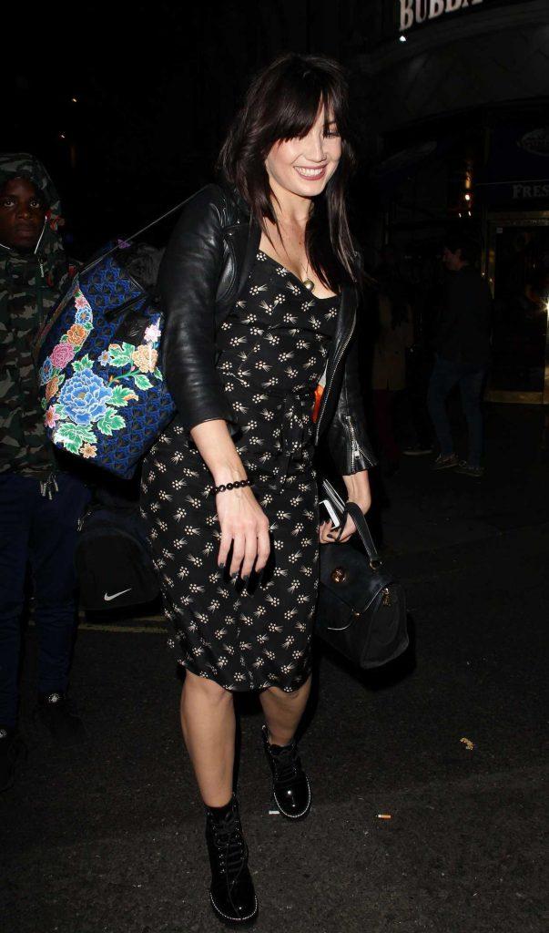 Daisy Lowe Leaves DSTRKT Night Club in London 08/05/2017-1