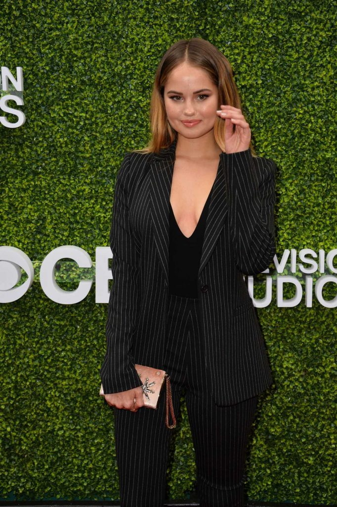 Debby Ryan at CBS Television Studios Summer Soiree During the 2017 Summer TCA Tour in Studio City 08/01/2017-3